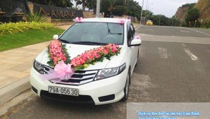 Wedding Car Rental Nha Trang